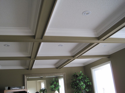 post home diy beam living ceilings raka faux single space beams ceiling small