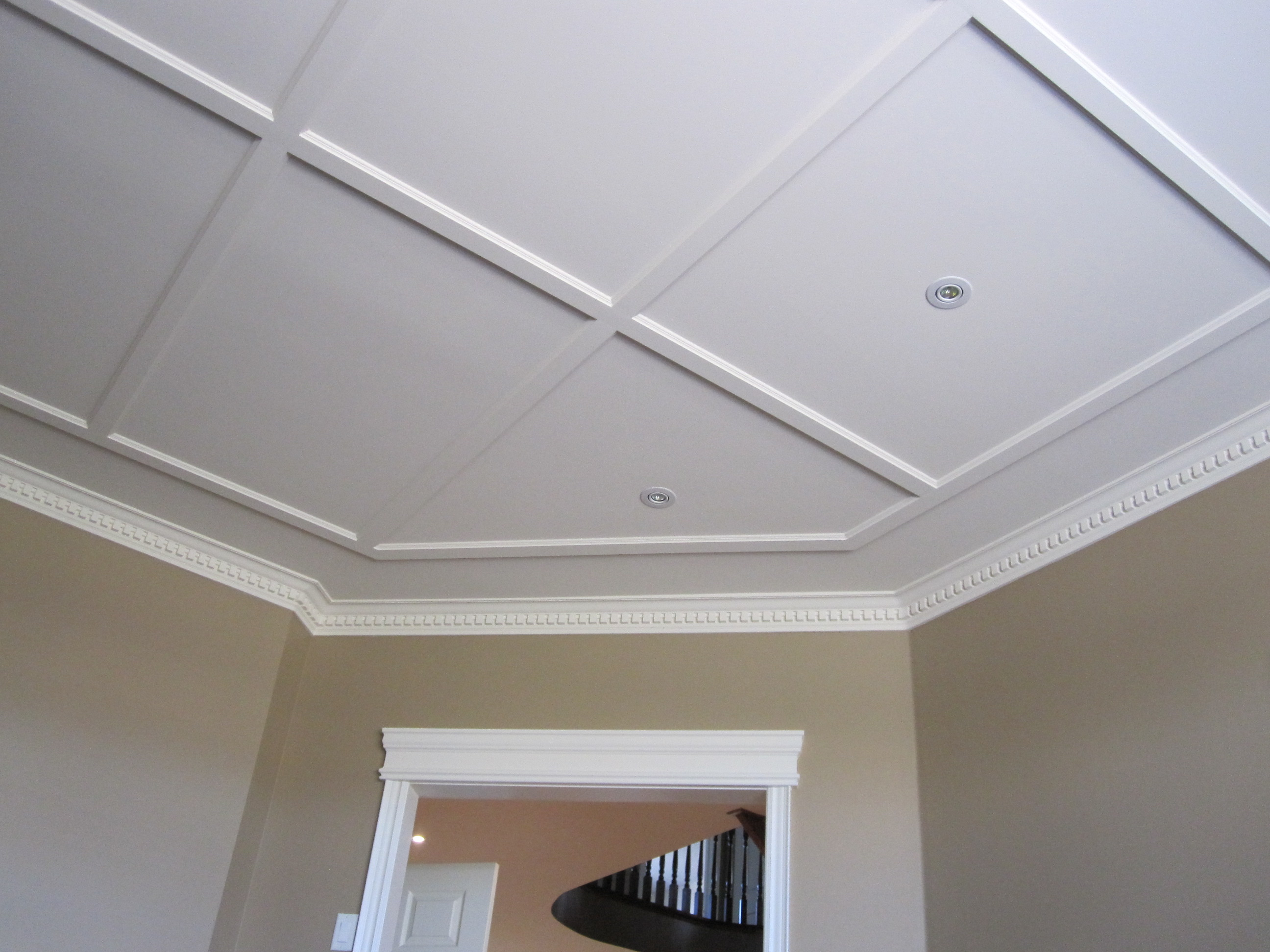 Ceiling Trim Unique Custom Mouldings Amp Trim