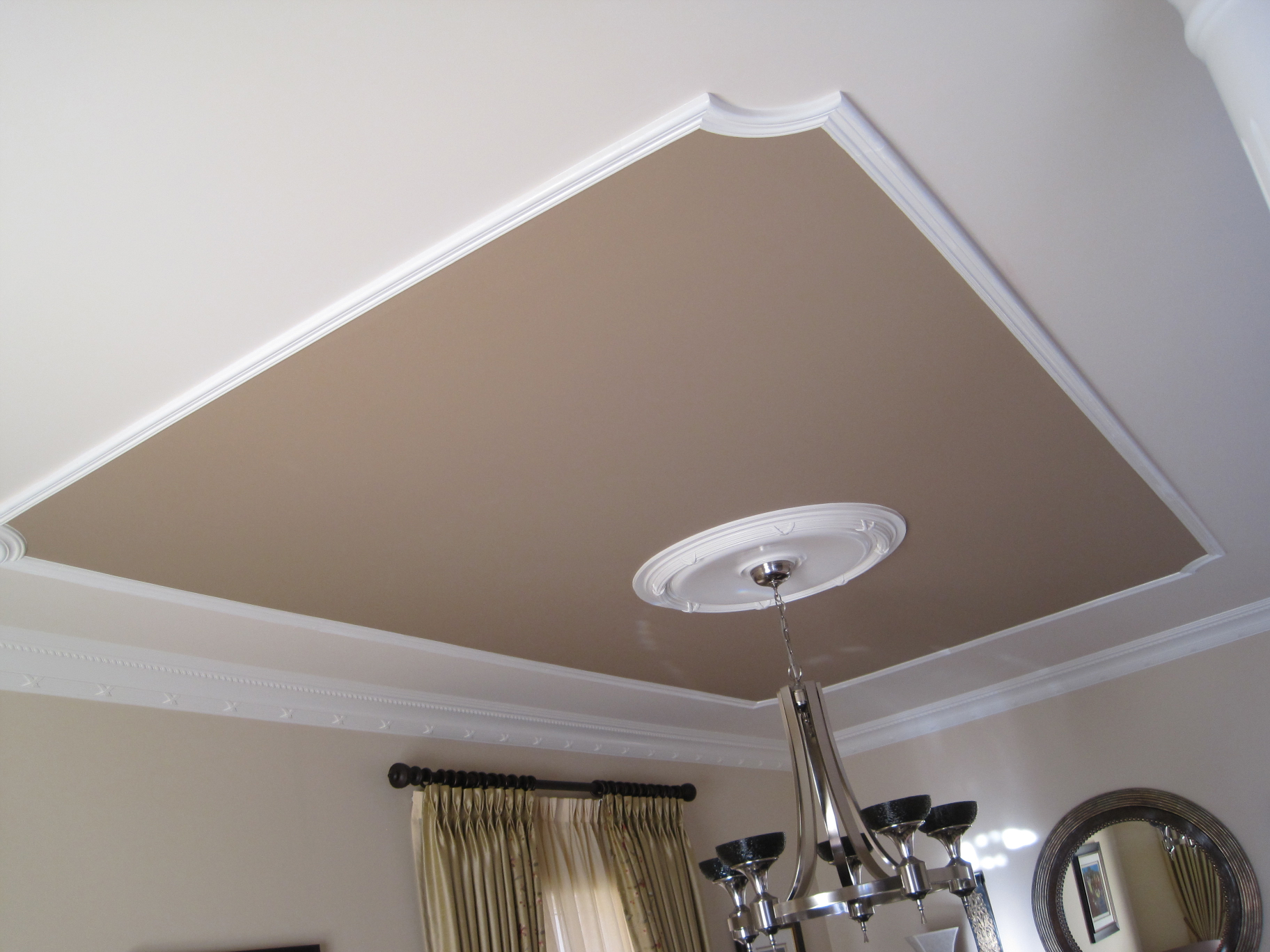 Ceiling Trim on Different Roof Types