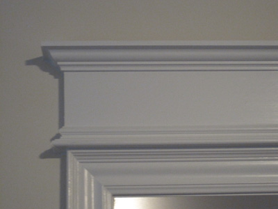 Cross heads unique custom mouldings trim for Interior window crossheads