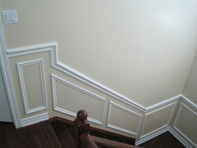 Wainscotting Wall Panel Unique Custom Mouldings Amp Trim