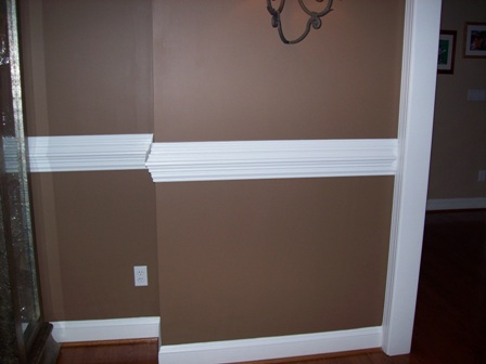 Chair Rail Unique Custom Mouldings Amp Trim