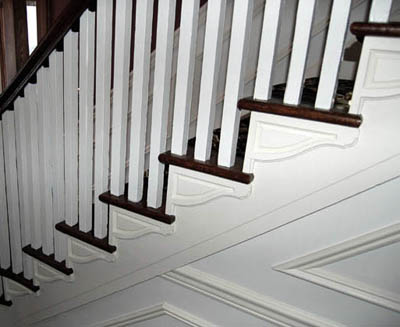 Stair Brackets Unique Custom Mouldings Amp Trim